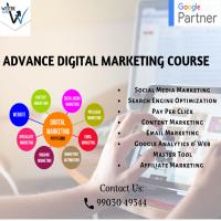 Get enrolled in best digital marketing training offered by WebTek Digi